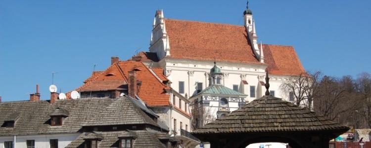 Obchody 1050. rocznicy Chrztu Polski w Gminie Kazimierz Dolny