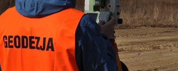 Komunikat dot. modernizacji operatu ewidencji gruntów i budynków dla gminy Kurów