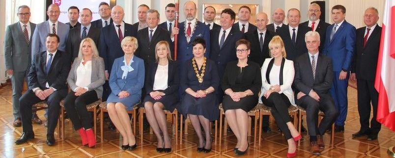 Nowi radni Powiatu Puławskiego