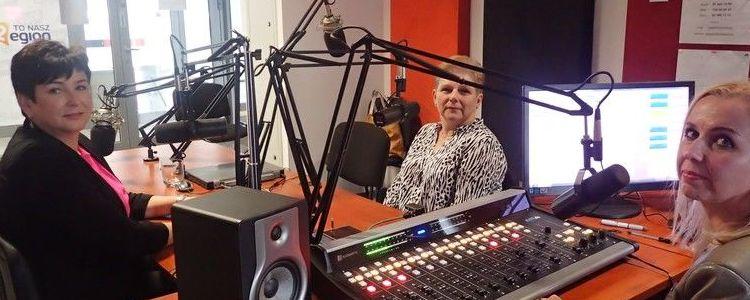 O Powiatowym Środowiskowym Domu Samopomocy w Górze Puławskiej w Radio Impuls