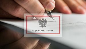 Obwieszczenie Wojewody Lubelskiego z dn. 18 lutego 2015 r.