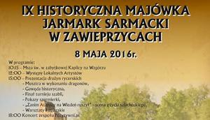 IX Historyczna Majówka w Zawieprzycach