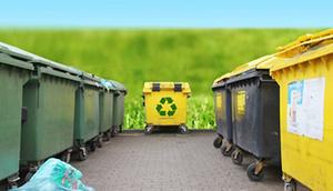 Informacja dotycząca wywozu śmieci