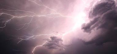 Ostrzeżenie o burzach