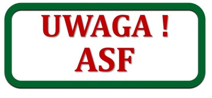 ASF informacje