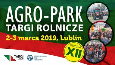 AGRO - PARK Targi Rolnicze 2-3 marca w Lublinie