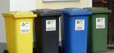 Harmonogram odbioru odpadów z terenu Gminy Stężyca na rok 2020. Istotne informacje dot. min. zmiany numeru konta.