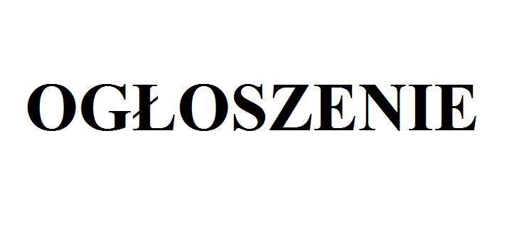 Ogłoszenia Wójta Gminy Stężyca - w dniach od 16.01.2020r. do 20.02.2020r. zostaną przeprowadzone konsultacje z mieszkańcami gminy Stężyca w sprawie zmiany granicy administracyjnej gminy Stężyca i miasta Dęblin