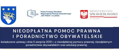 Nieodpłatna pomoc prawna i obywatelska na terenie Powiatu Ryckiego