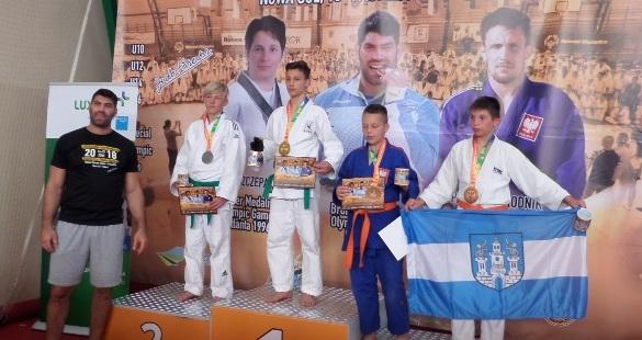 Judocy Tatami w Nowej Soli