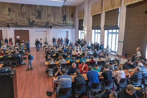 Młodzi szachiści powalczyli o kategorie szachowe