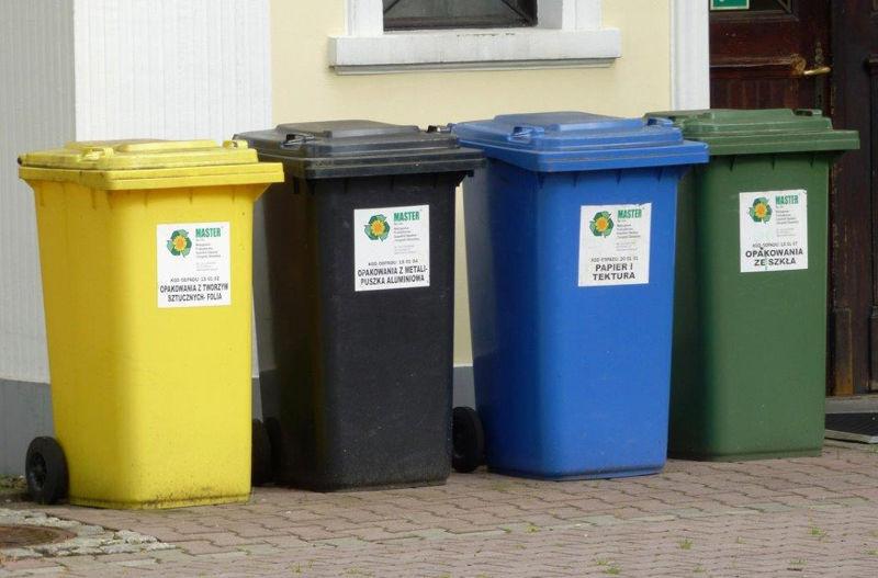 Nowe harmonogramy odpadów komunalnych!