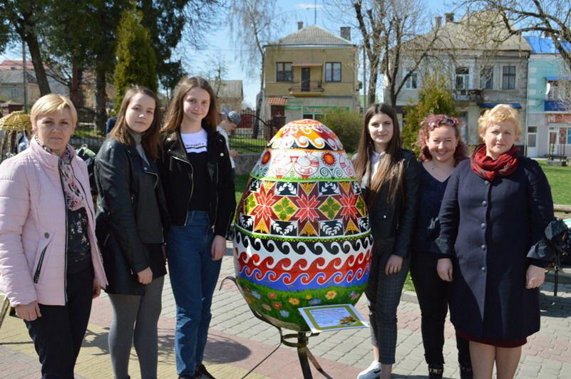 Wielkanoc w Podhajcach