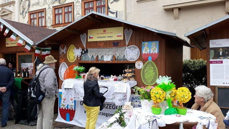 Gmina Strzegom promowała się w Znojmo