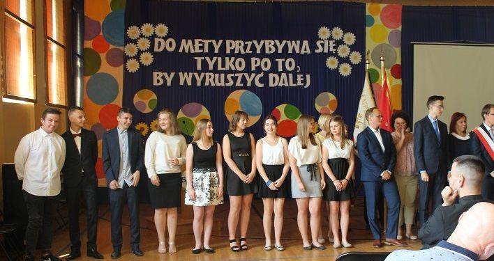 Historyczne zakończenie roku szkolnego w PSP 3 w Strzegomiu