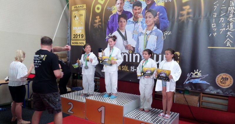Judocy Tatami na medal