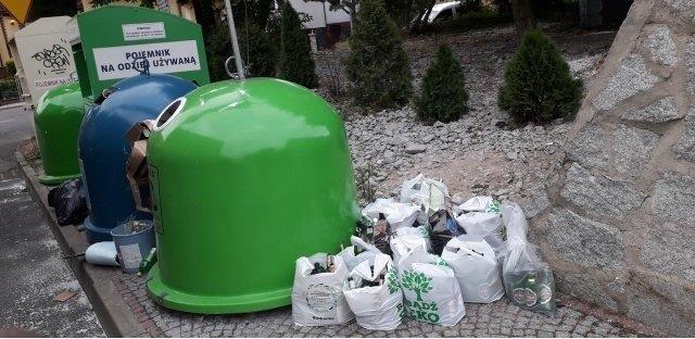 Co grozi za niesegregowanie odpadów mimo deklaracji?