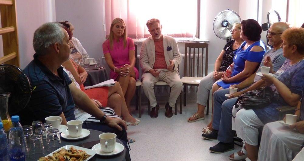"""Teatr Reminiscencyjny w """"Seniorze-Wigorze"""""""