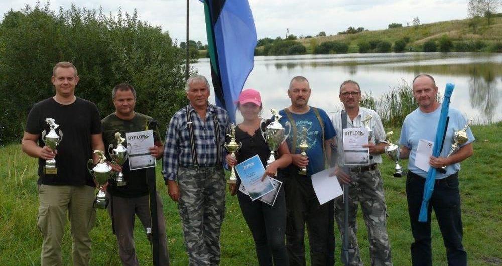 Natalia Jankowska najlepszym wędkarzem w gminie Strzegom