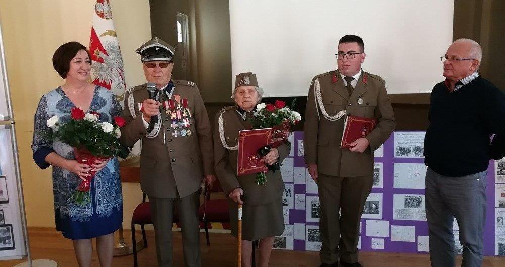Niecodzienne spotkanie z kombatantami i weteranami II wojny światowej