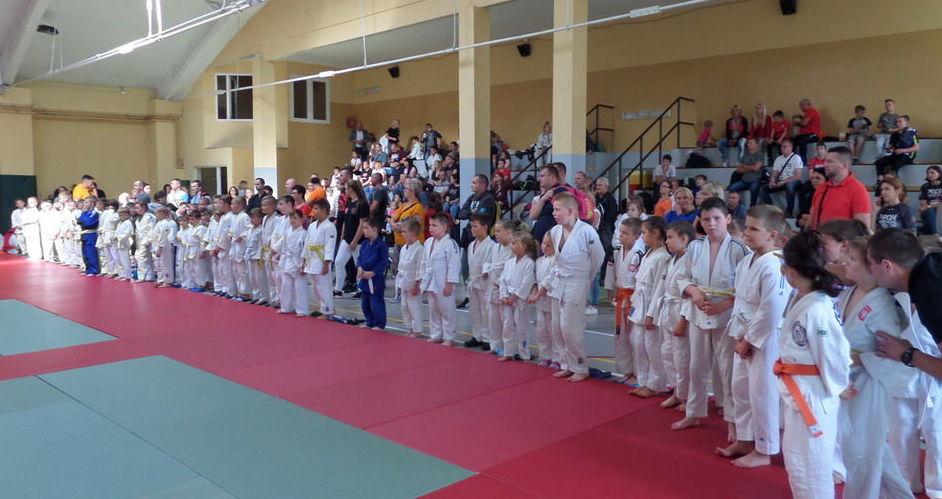 Judocy Tatami z medalami