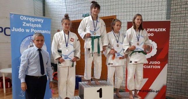 Duży sukces strzegomskich judoczek!