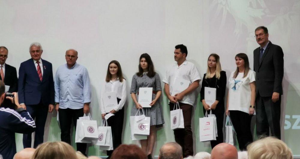 Zespół Szkół w Strzegomiulaureatem Ogólnopolskiego Konkurs #OSE Wyzwanie