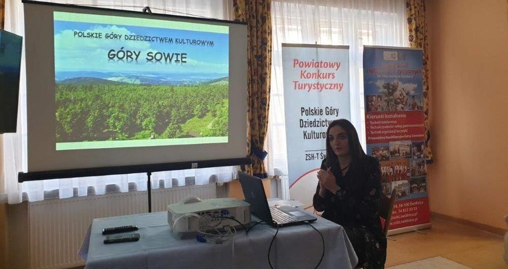 Zespół Szkół w Strzegomiu po raz kolejny wśród najlepszychw Powiatowym Konkursie Turystycznym