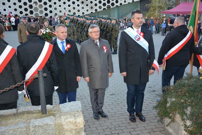Strzegomianie świętowali rocznicę odzyskania niepodległości