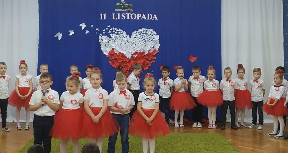 """""""Jak przedszkolaki obchodzą Święto Niepodległości?"""""""