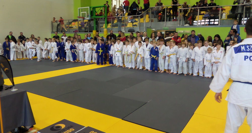 Judocy Tatami na finale Super Ligi Judo