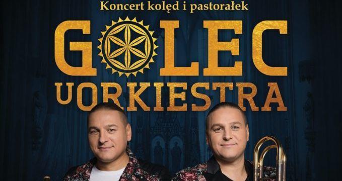 Zaproszenie na Wieczerzę Wigilijną i koncert Golec uOrkiestra