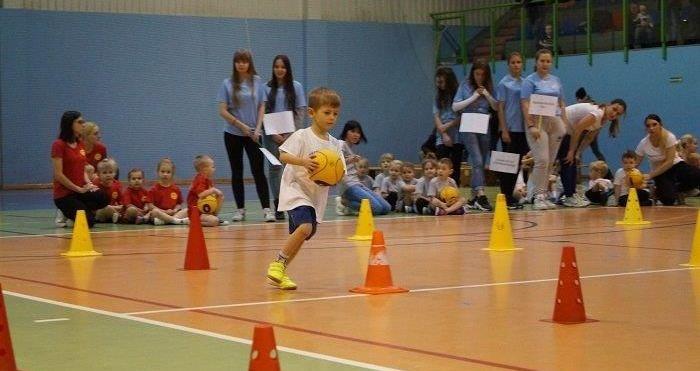 XI Sportowy Turniej Przedszkoli