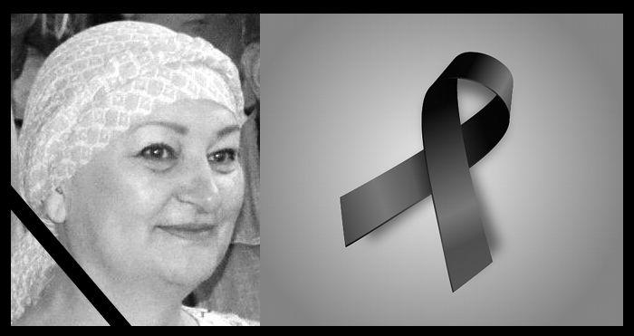 Wiadomość o śmierci Pani Tatjany Lewkowicz