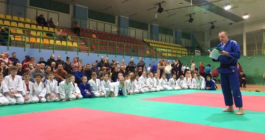 Mikołajki w sekcji judo AKS-u
