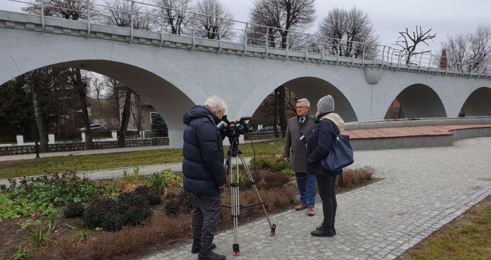 Gmina Strzegom w TVP Wrocław!