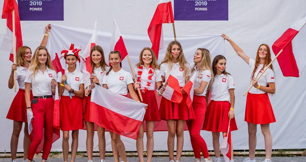 Mistrzostwa Europy Kuców w jeździectwie znów odbędą się w Polsce