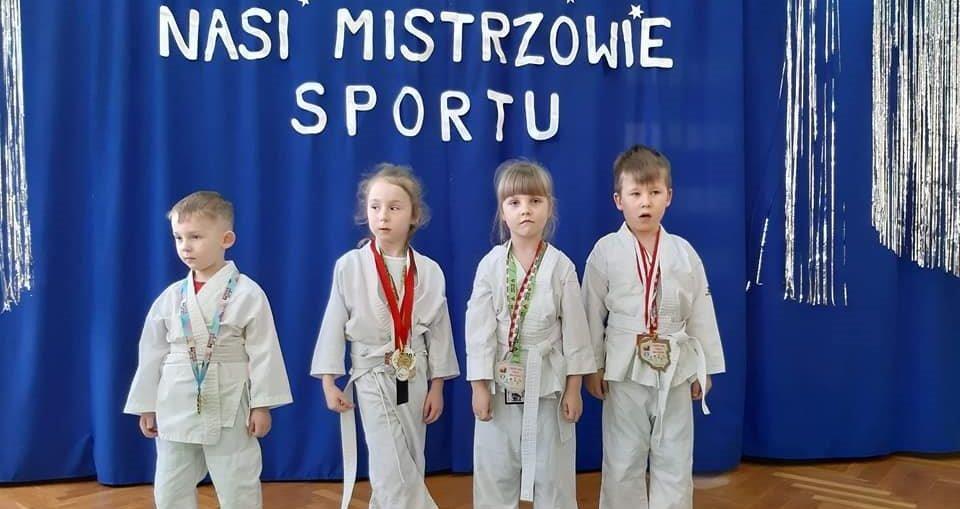 Dzień Mistrza Sportu w Misiu Uszatku