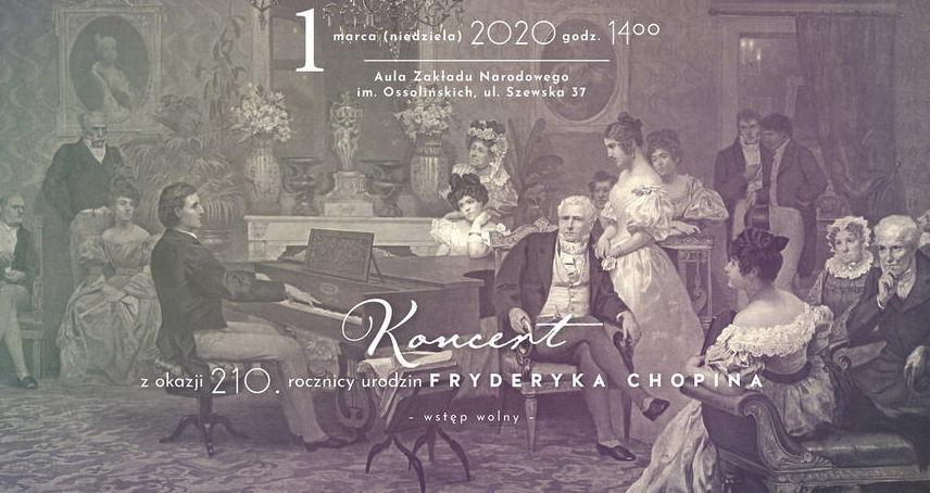 Zaproszenie na koncert we Wrocławiu