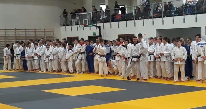 Sukcesy strzegomskich judoków