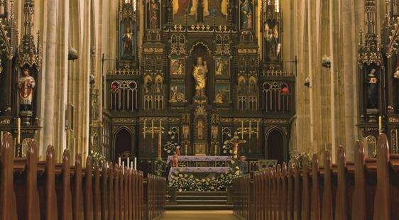 Msze św. ze strzegomskiej bazyliki na YOUTUBE!