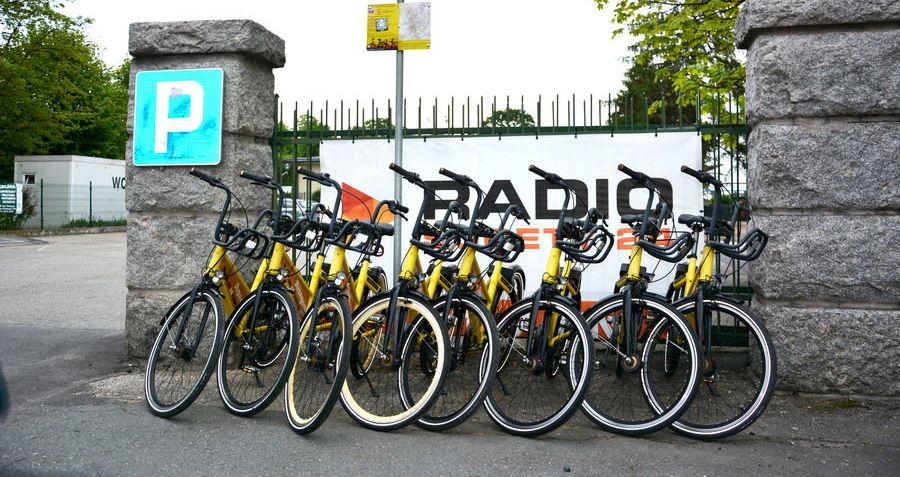 Rowery ponownie dostępne