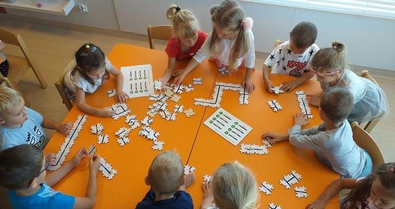 Przedszkolaki z Międzyrzecza uczą się programowania