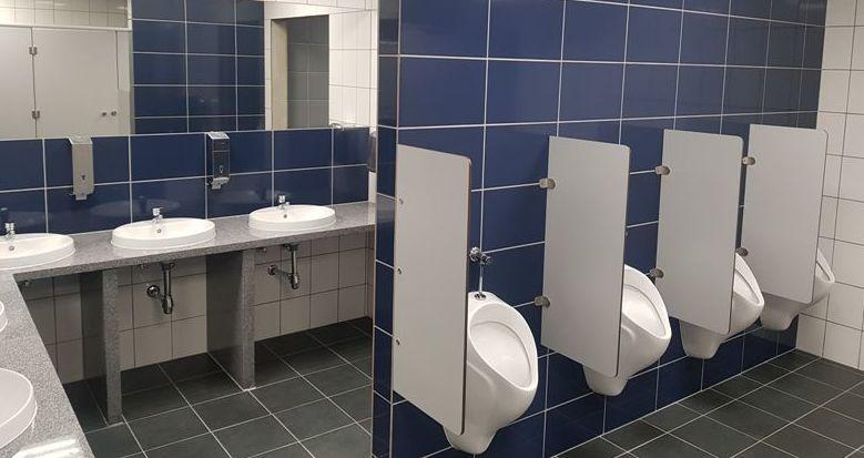 Toalety w LO wyremontowane!