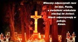Ważna informacja dot. uroczystości Wszystkich Świętych - 1 listopada 2020 r.