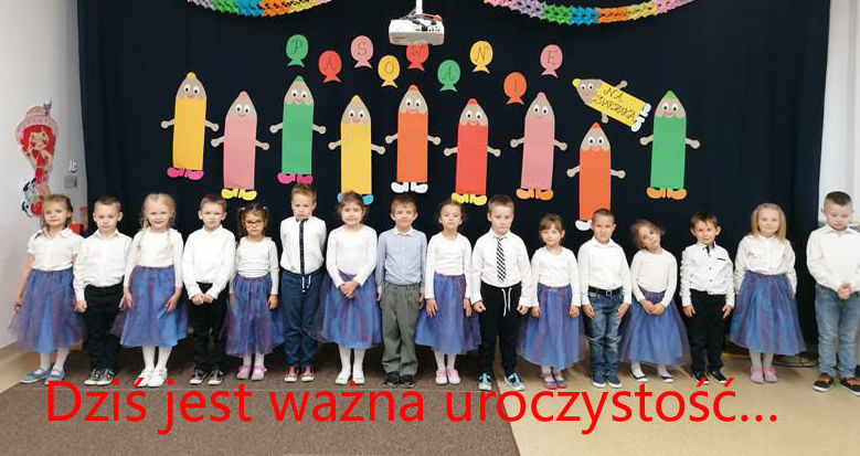 """""""Pasowanie na starszaka"""" w Publicznym Przedszkolu nr 4 im. """"Pszczółki Mai"""""""