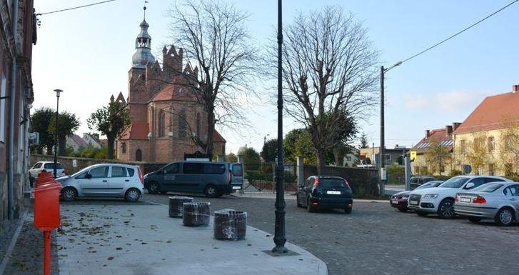 Prace w Jaroszowie na finiszu