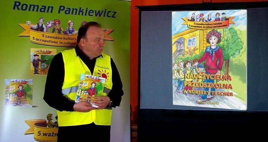 Spotkania online z Romanem Pankiewiczem