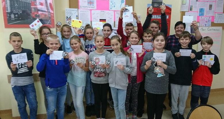 """""""Młodzi listy piszą"""" w Jaroszowie"""