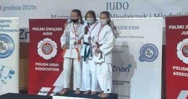 Duży sukces judoczki Klaudii Borowiec